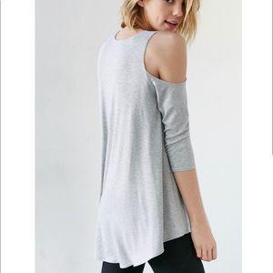 Shoulder Tunic Top